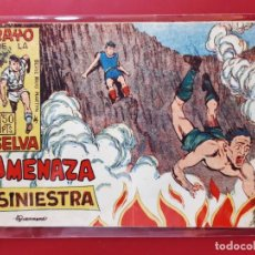 Tebeos: RAYO DE LA SELVA Nº 10 ORIGINAL MAGA 1960. Lote 190523855