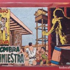 Tebeos: RAYO DE LA SELVA Nº 13 ORIGINAL MAGA 1960. Lote 190523926