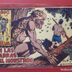 Livros de Banda Desenhada: RAYO DE LA SELVA Nº 21 ORIGINAL MAGA 1960. Lote 190524160