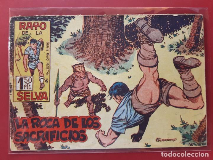 RAYO DE LA SELVA Nº 22 ORIGINAL MAGA 1960 (Tebeos y Comics - Maga - Rayo de la Selva)