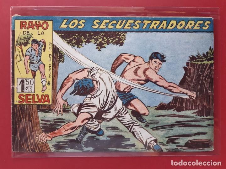 RAYO DE LA SELVA Nº 30 ORIGINAL MAGA1960 (Tebeos y Comics - Maga - Rayo de la Selva)