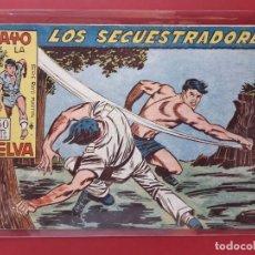 Tebeos: RAYO DE LA SELVA Nº 30 ORIGINAL MAGA1960. Lote 190524236