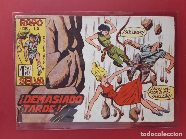 RAYO DE LA SELVA Nº 31 ORIGINAL MAGA 1960 (Tebeos y Comics - Maga - Rayo de la Selva)