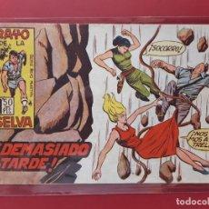 Tebeos: RAYO DE LA SELVA Nº 31 ORIGINAL MAGA 1960. Lote 190524256