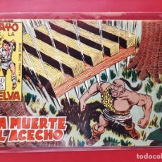 Tebeos: RAYO DE LA SELVA Nº 34 ORIGINAL MAGA 1960. Lote 190524297
