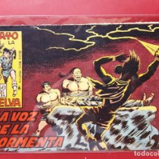 Tebeos: RAYO DE LA SELVA Nº 36 ORIGINAL MAGA 1960. Lote 190524370