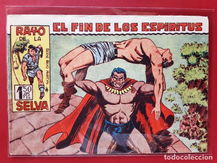 RAYO DE LA SELVA Nº 39 ORIGINAL MAGA 1960 (Tebeos y Comics - Maga - Rayo de la Selva)