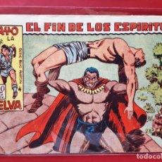Tebeos: RAYO DE LA SELVA Nº 39 ORIGINAL MAGA 1960. Lote 190524438