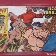 Tebeos: RAYO DE LA SELVA Nº 40 ORIGINAL MAGA 1960. Lote 190524487