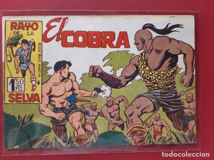 RAYO DE LA SELVA Nº 41 ORIGINAL MAGA 1960 (Tebeos y Comics - Maga - Rayo de la Selva)