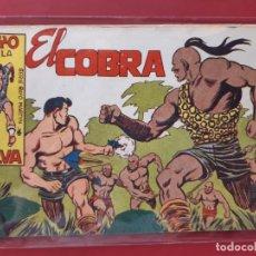 Tebeos: RAYO DE LA SELVA Nº 41 ORIGINAL MAGA 1960. Lote 190524545