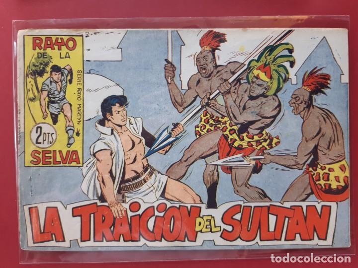 RAYO DE LA SELVA Nº 51 ORIGINAL MAGA 1960 (Tebeos y Comics - Maga - Rayo de la Selva)