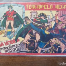 Tebeos: MAGA,- TERCIOPELO NEGRO Nº 25 ULTIMO . Lote 190526588