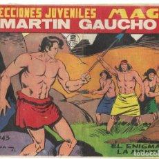 Tebeos: SELECCIONES JUVENILES MAGA - MARTÍN GAUCHO Nº43 - BUEN ESTADO. Lote 190738137