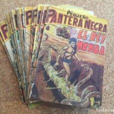 Tebeos: LOTE 30 EJEMPLARES PEQUEÑO PANTERA NEGRA - MAGA, ORIGINAL - GCH. Lote 191000077