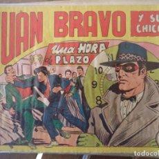 Tebeos: JUAN BRAVO ORIGINAL N º 29. Lote 191296532