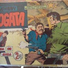 Tebeos: JOHNNY FOGATA Nº 73 ORIGINAL. Lote 191334927