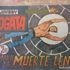 BDs: JOHNNY FOGATA Nº 63 ORIGINAL. Lote 191334977