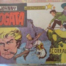 Tebeos: JOHNNY FOGATA Nº 59 ORIGINAL. Lote 191335061