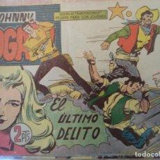Tebeos: JOHNNY FOGATA Nº 57 ORIGINAL. Lote 191335122