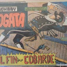 BDs: JOHNNY FOGATA Nº 49 ORIGINAL. Lote 191335186