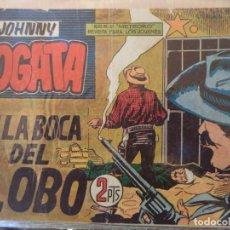 Tebeos: JOHNNY FOGATA Nº 38 ORIGINAL. Lote 191335660