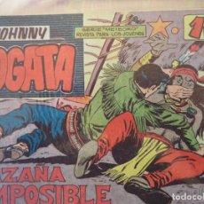 Tebeos: JOHNNY FOGATA Nº 29 ORIGINAL. Lote 191335771