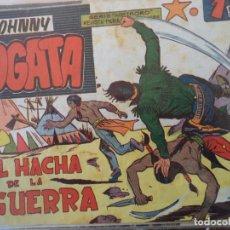 Tebeos: JOHNNY FOGATA Nº 25 ORIGINAL. Lote 191336130
