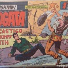 Tebeos: JOHNNY FOGATA Nº 24 ORIGINAL. Lote 191336192