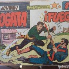 Tebeos: JOHNNY FOGATA Nº 23 ORIGINAL. Lote 191336270