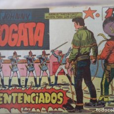 Tebeos: JOHNNY FOGATA Nº 12 ORIGINAL. Lote 191336397