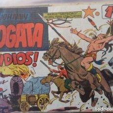 Tebeos: JOHNNY FOGATA Nº 21 ORIGINAL. Lote 191336531