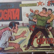 Tebeos: JOHNNY FOGATA Nº 20 ORIGINAL. Lote 191336603