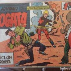 Tebeos: JOHNNY FOGATA Nº 19 ORIGINAL. Lote 191336700
