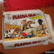 BDs: COLECCION COMICS FLECHA ROJA , COMPLETO 79 , REEDICION .. Lote 191697667