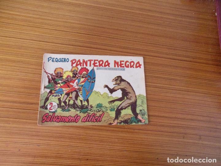 PEQUEÑO PANTERA NEGRA Nº 225 EDITA MAGA (Tebeos y Comics - Maga - Pantera Negra)