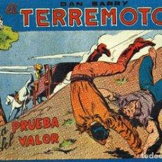 Livros de Banda Desenhada: DAN BARRY EL TERREMOTO-47 (MAGA, 1954) DE LEOPOLDO ORTIZ. Lote 191887965