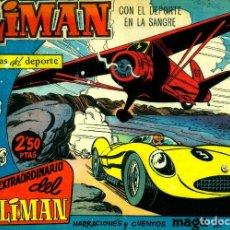 Tebeos: NUMERO EXTRAORDINARIO DEL CLUB OLIMAN-5 (MAGA, 1963) DE FAJARDO Y BUYLLA. Lote 191891233