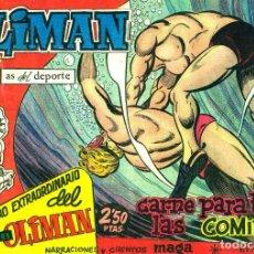 Tebeos: NUMERO EXTRAORDINARIO DEL CLUB OLIMAN-4 (MAGA, 1963) DE PÉREZ FAJARDO5. Lote 191891321