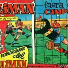 Tebeos: NUMERO EXTRAORDINARIO DEL CLUB OLIMAN-2 (MAGA, 1963) DE PÉREZ FAJARDO. Lote 191891478
