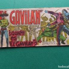 Tebeos: EL GAVILAN Nº 2 MAGA ORIGINAL. Lote 191968195