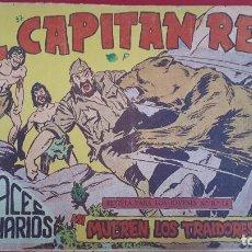 Tebeos: EL CAPITAN REY AUDACES LEGIONARIOS Nº 37 MAGA ORIGINAL , CT2. Lote 192072675