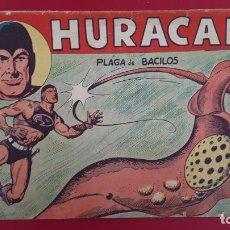 Tebeos: HURACAN Nº 2 PLAGA DE BACILOS MAGA ORIGINAL , CT2. Lote 192074850