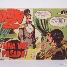 Giornalini: ANTIGUO CÓMIC - DON Z / UNA VOZ DEL PASADO Nº 49 - EDICIONES MAGA - AÑO 1959. Lote 192153025