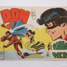 Giornalini: ANTIGUO CÓMIC - DON Z / EL VALOR DE HERO Nº 50 - EDICIONES MAGA - AÑO 1959. Lote 192153033