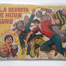 Livros de Banda Desenhada: JUNGLA Nº 15 ORIGINAL. Lote 192181782