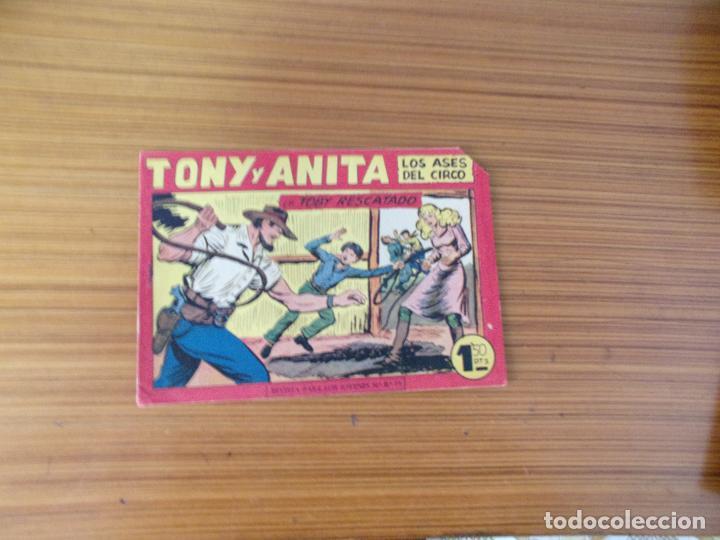 TONY Y ANITA Nº 153 EDITA MAGA (Tebeos y Comics - Maga - Tony y Anita)