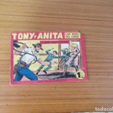 Tebeos: TONY Y ANITA Nº 153 EDITA MAGA . Lote 192855090
