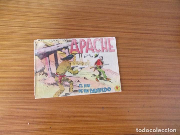 APACHE Nº 56 EDITA MAGA (Tebeos y Comics - Maga - Apache)