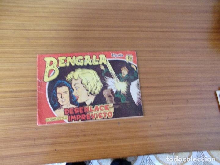 BENGALA Nº 45 EDITA MAGA (Tebeos y Comics - Maga - Bengala)